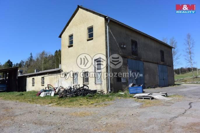 Prodej, Sklad, 2628 m², Jedlová