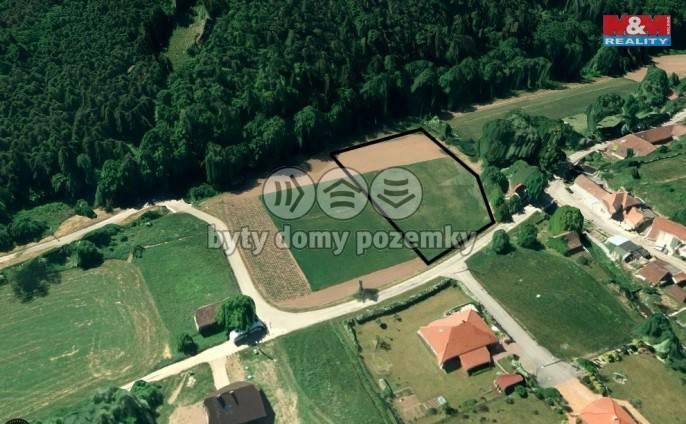 Prodej, Stavební parcela, 5715 m², Skalička