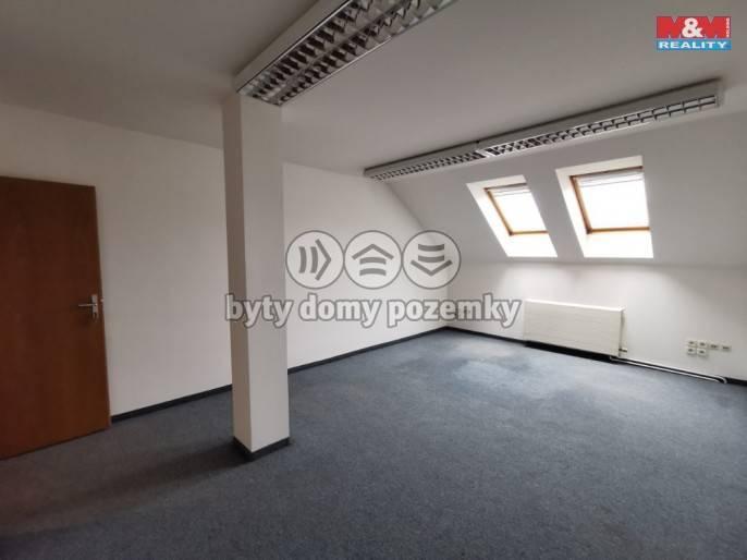 Pronájem, Kancelářský prostor, 23 m², Hradec Králové