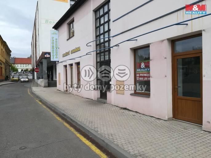 Pronájem, Obchod a služby, 50 m², Votice, Táborská
