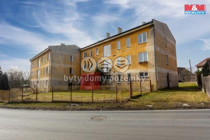 Prodej bytu 2+1 55 m² se zahradou, Stružná