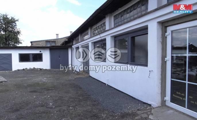 Prodej, Obchodní objekt, 959 m², Rumburk, Pražská