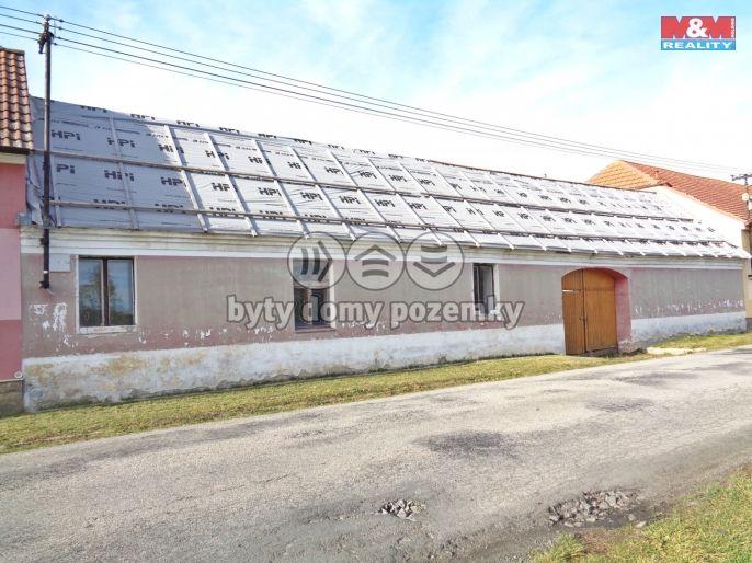 Prodej, Rodinný dům, 60 m², Štěkeň
