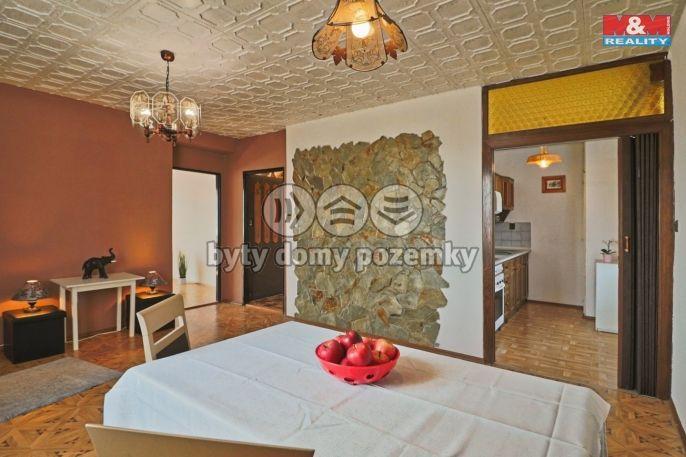 Prodej, Byt 3+1, 84 m², Červený Kostelec
