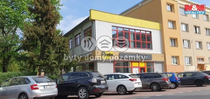 Pronájem, kancelářský prostor, 274 m², P4, ul. Antala Staška
