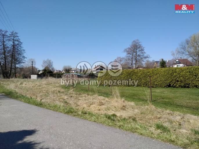 Prodej, Zahrada, 852 m², Hajnice
