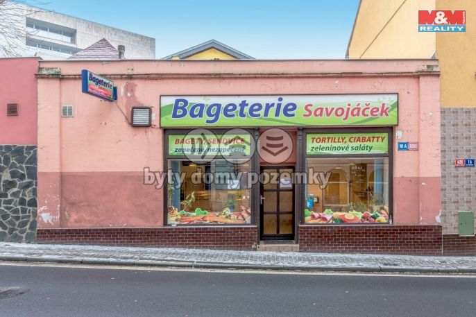 Prodej obchod, 81 m², Ústí nad Labem, ul. Velká