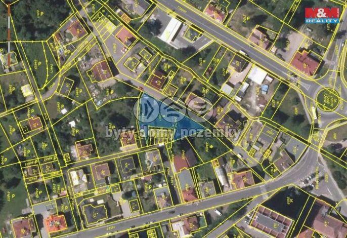 Prodej, Pozemek k bydlení, 995 m², Jablonec nad Nisou