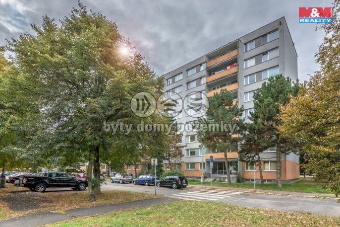 Prodej, Byt 1+1, 34 m², Praha, Černého