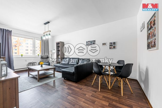 Prodej, Byt 2+1, 60 m², Jirkov, Na Borku