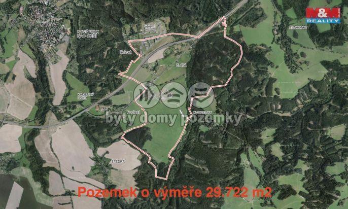 Prodej, Louka, 29722 m², Kynšperk nad Ohří