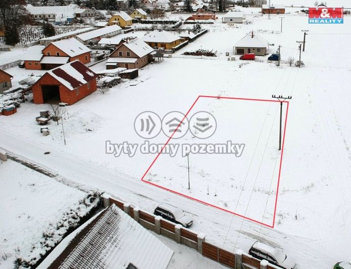 Prodej, Pozemek k bydlení, 900 m², Stráž nad Nežárkou