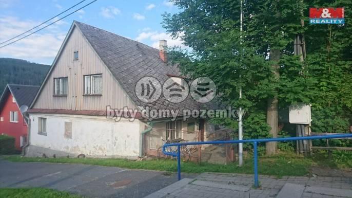 Prodej, Rodinný dům, 1128 m², Vrbno pod Pradědem