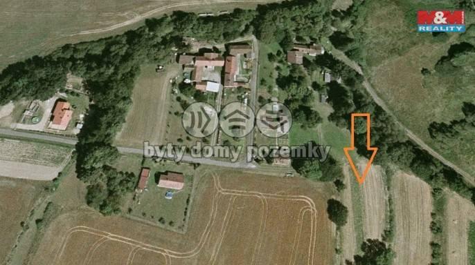 Prodej, Pole, 1769 m², Osek