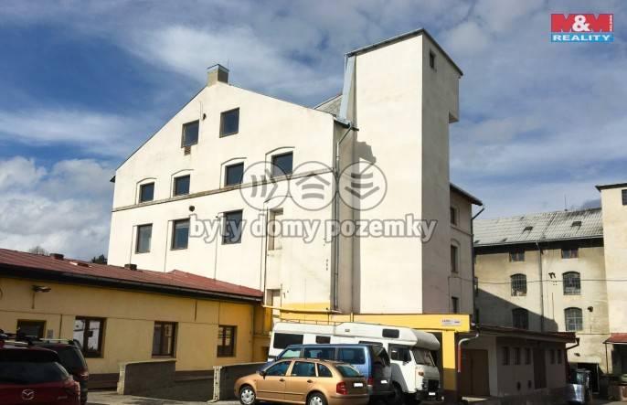 Pronájem, Výrobní objekt, 243 m², Jihlava