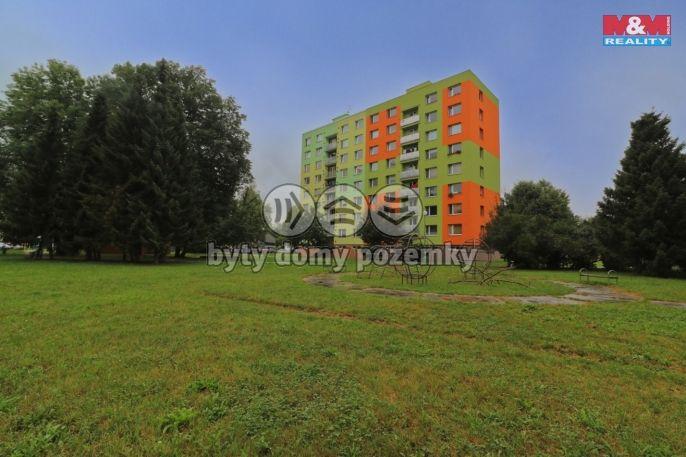 Prodej, Byt 3+1, 63 m², Jaroměř, Na Obci