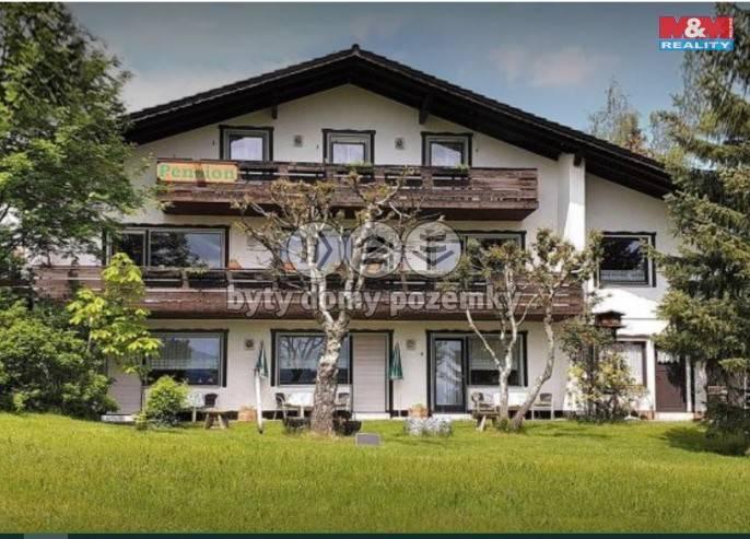Prodej, Hotel, penzion, 652 m², Železná Ruda, 1. máje