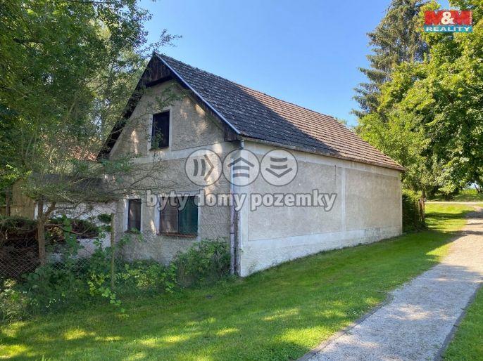 Prodej, Rodinný dům, 1902 m², Lomnice nad Lužnicí, Zámecká
