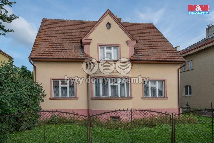 Prodej, Rodinný dům, 1822 m², Nezamyslice