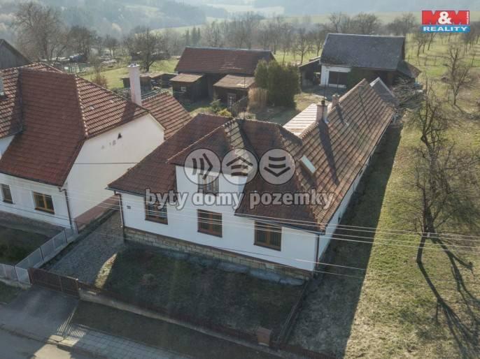 Prodej, Rodinný dům, 1750 m², Vlachova Lhota