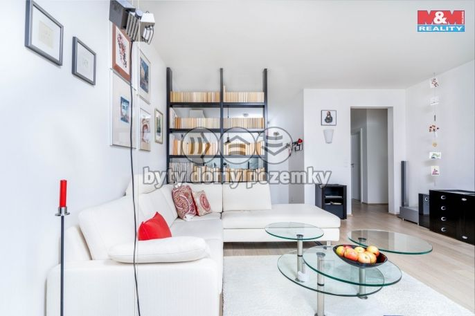 Prodej, Byt 3+kk, 96 m², Praha, Na Komořsku