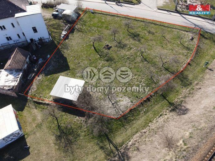 Prodej, Pozemek k bydlení, 1238 m², Soběslav, Tyršova