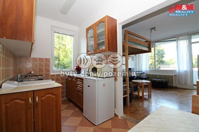 Prodej bytu 1+1, 26 m², Česká Lípa, ul. Heroutova