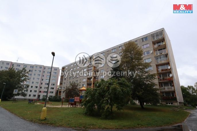 Pronájem, Byt 3+1, 72 m², Jablonec nad Nisou, Mšenská