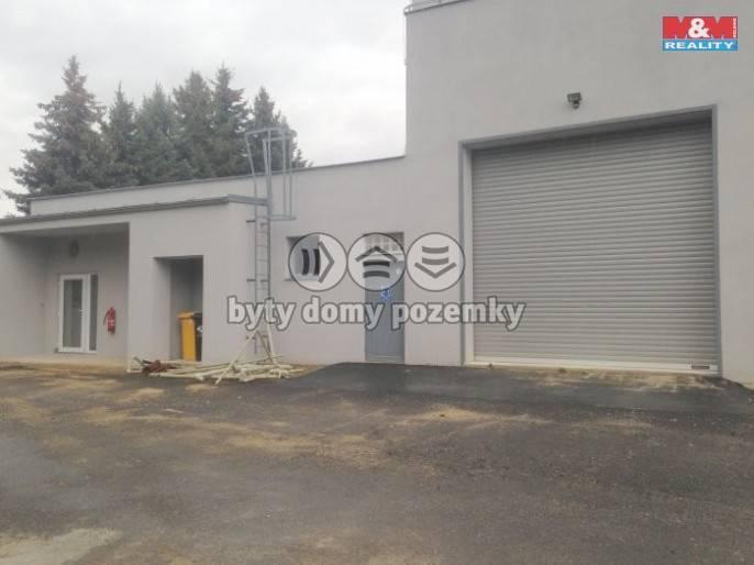Pronájem, Výrobní objekt, 300 m², Město Albrechtice, L. Janáčka