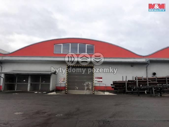 Pronájem, Výrobní objekt, 1829 m², Ostrava, Martinovská