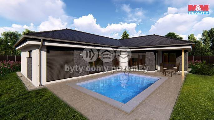 Prodej, rodinný dům 5+kk+2g, 161 m2, Říčany u Prahy