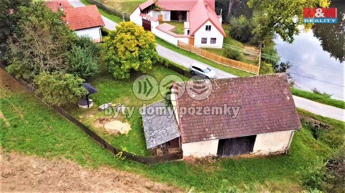Prodej, Pozemek k bydlení, 616 m², Mladá Vožice