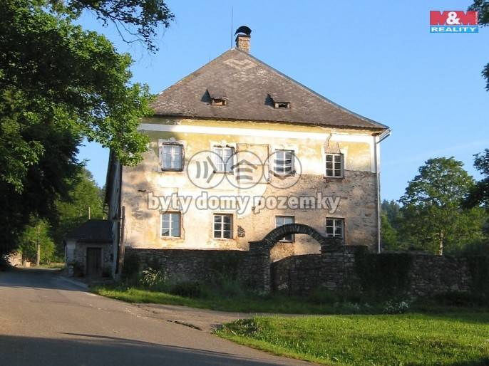 Prodej, Historický objekt, 1874 m², Prášily