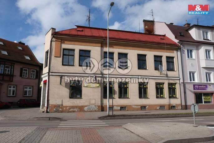Pronájem, Restaurace, stravování, 283 m², Trutnov, Polská