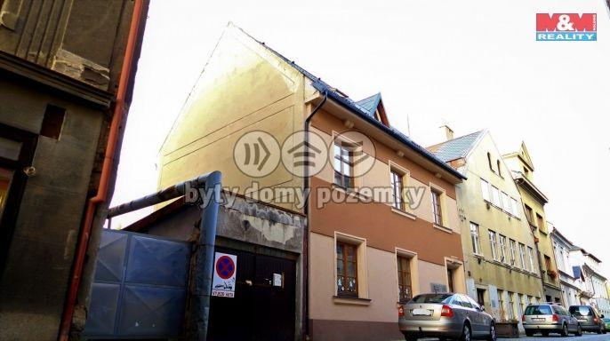 Pronájem, Byt 1+kk, 42 m², Turnov, Krajířova