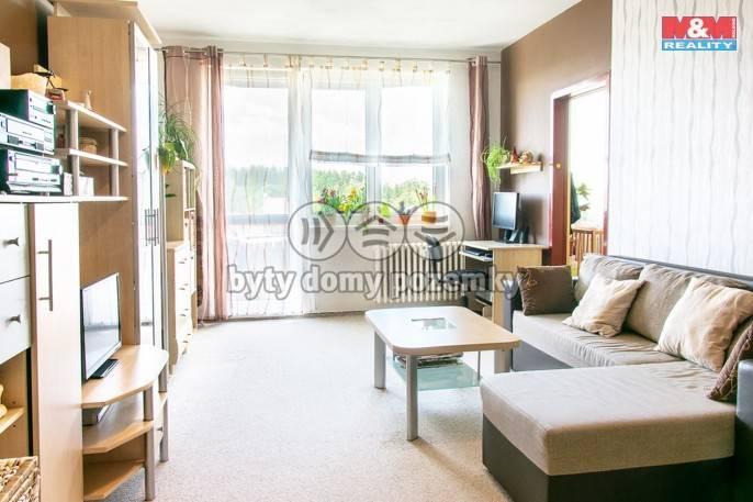 Prodej, Byt 3+1, 66 m², Jindřichův Hradec, Komenského