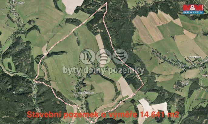 Prodej, Pozemek k bydlení, 14641 m², Teplice nad Metují