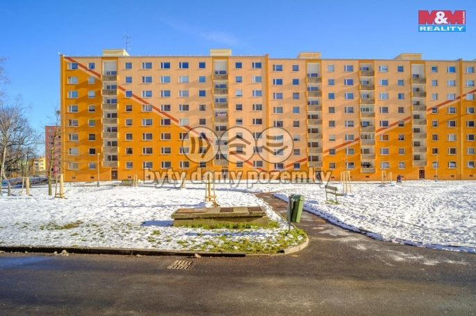 Prodej, Byt 3+1, 68 m², Jirkov, Na Borku