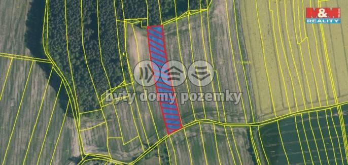 Prodej, Pole, 4345 m², Přehořov