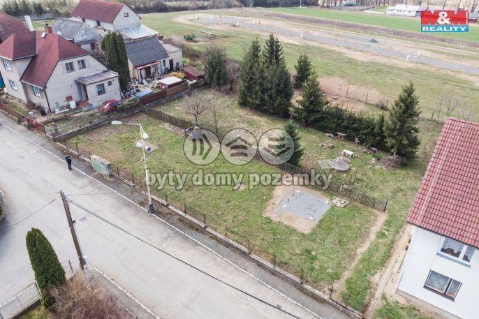Prodej, Pozemek k bydlení, 1260 m², Křivsoudov