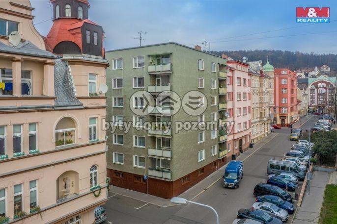 Pronájem, Byt 2+1, 59 m², Děčín, Palackého
