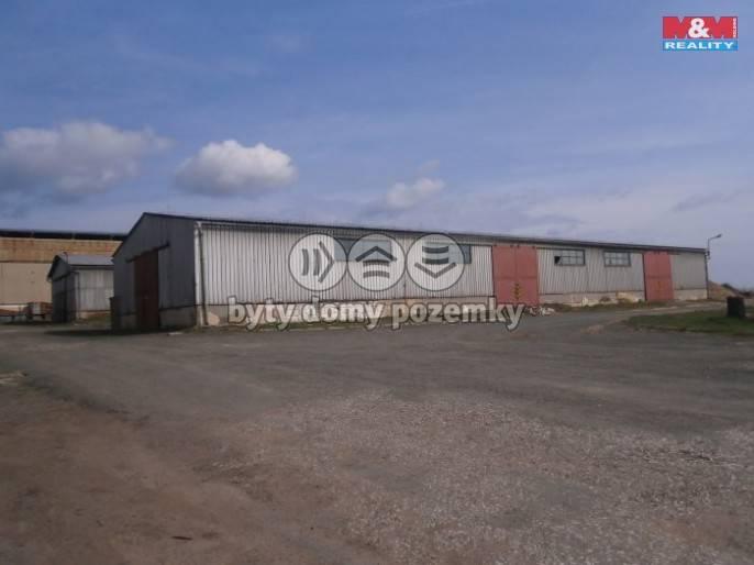 Pronájem, Výrobní objekt, 35000 m², Velký Malahov