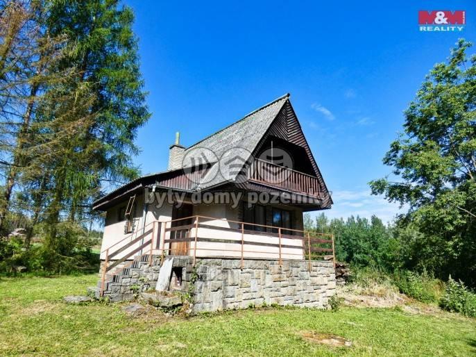 Prodej, Chata, 286 m², Šlapanov