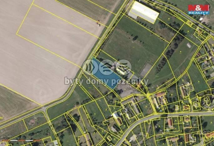 Prodej, pozemek, 2000 m2, Čermná ve Slezsku