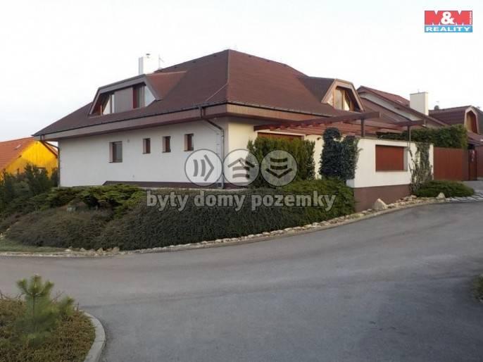 Pronájem, Rodinný dům, 181 m², Praha, Nad Helmrovkou