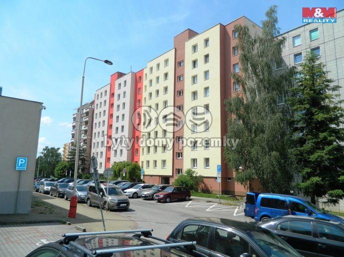 Pronájem, Byt 3+1, 67 m², Tábor, Hanojská