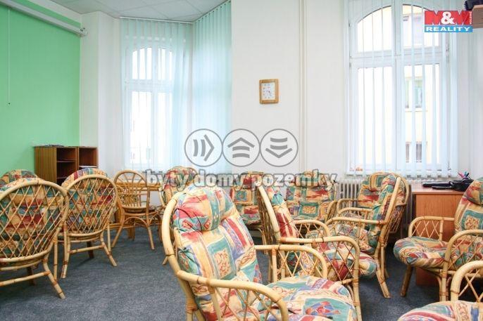 Pronájem, Kancelářský prostor, 136 m², Opava