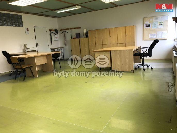Pronájem, Kancelářský prostor, 51 m², Valdice