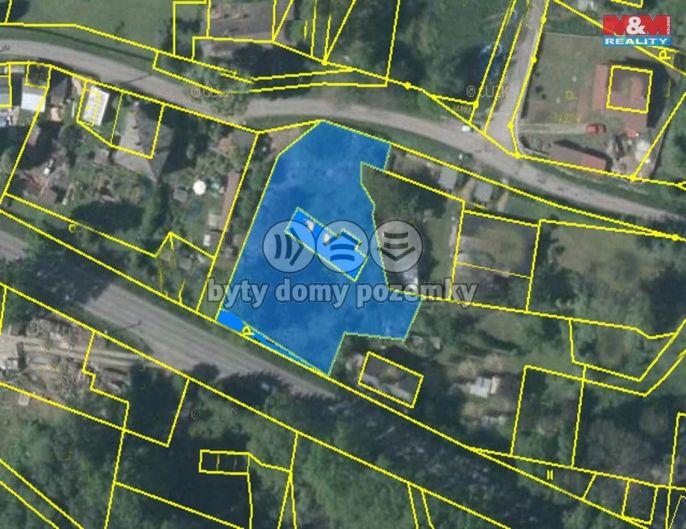 Prodej, Pozemek k bydlení, 1550 m², Bohatice