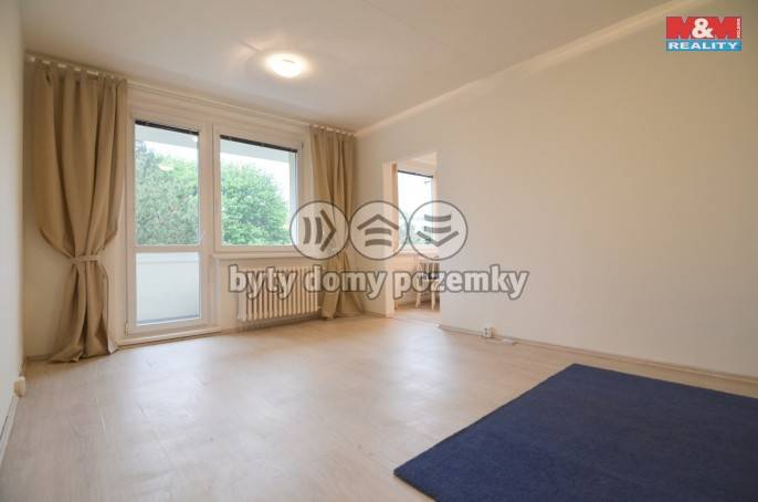 Pronájem, Byt 1+1, 36 m², Brno, Vondrákova
